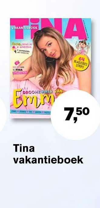 AKO Tina Vakantieboek
