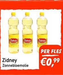 Tanger Markt Zidney Zonnebloemolie