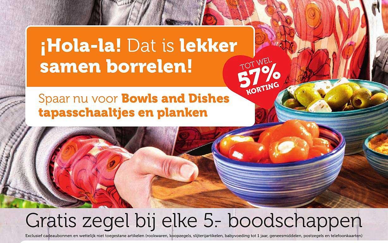 Coop Bowls And Dishes Tapasschaaltje En Planken