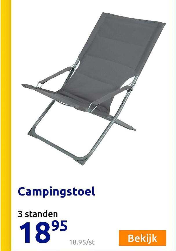 Action Campingstoel