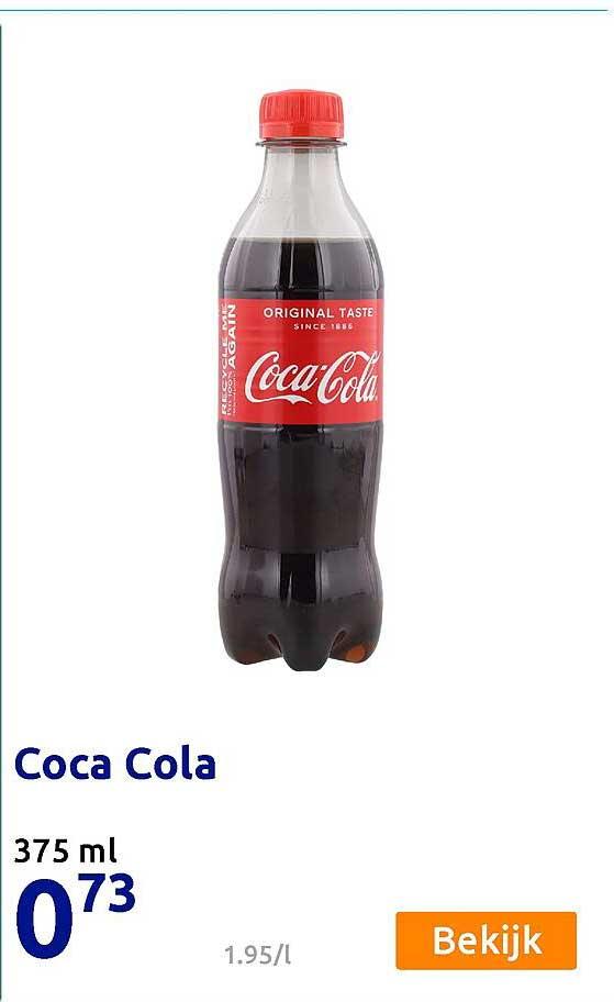 Action Coca Cola 375 Ml