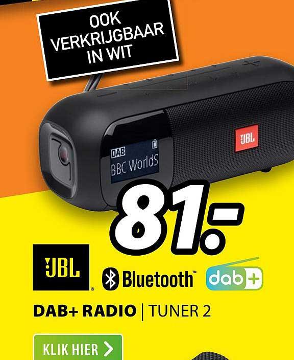 Expert JBL DAB+ Radio | Tuner 2