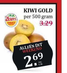 MCD Supermarkt Kiwi Gold
