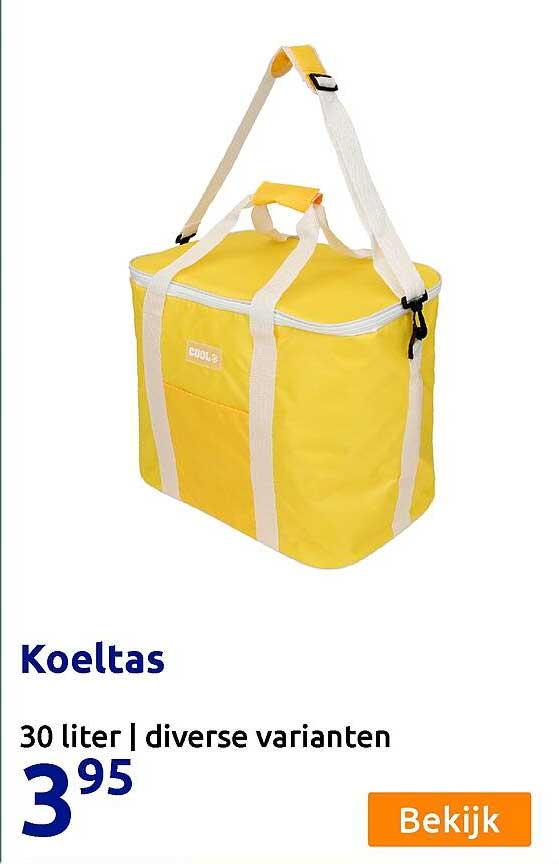 Action Koeltas 30 Liter
