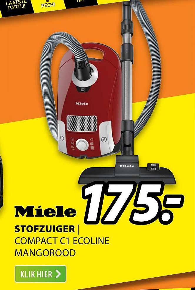 Expert Miele Stofzuiger | Compact C1 Ecoline Mangorood