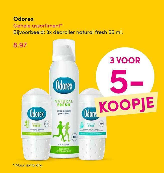 DA Odorex