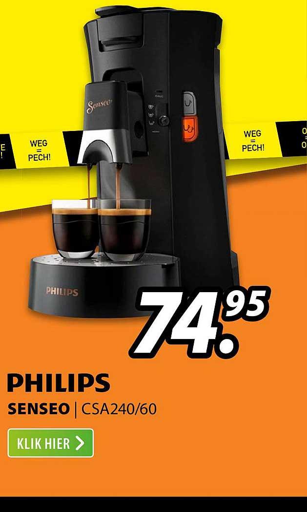Expert Philips Senseo | CSA240-60
