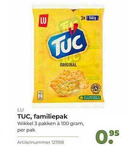 Bidfood Lu Tuc, Familiepak