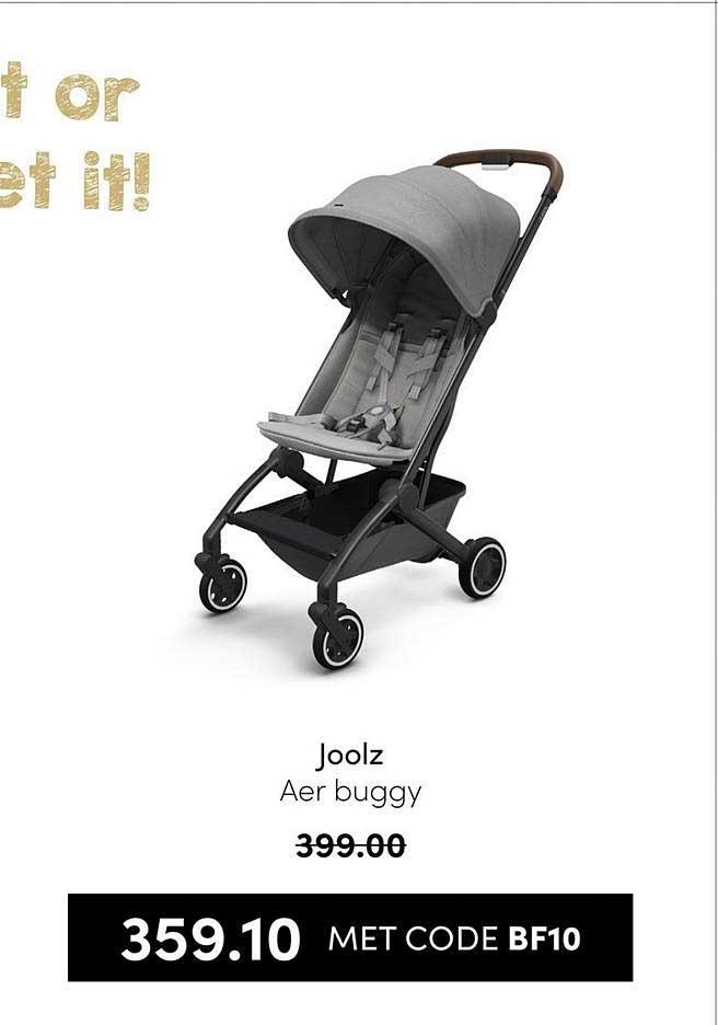 Baby & Tiener Joolz Aer Buggy