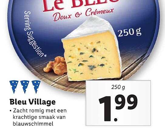 Lidl Bleu Village