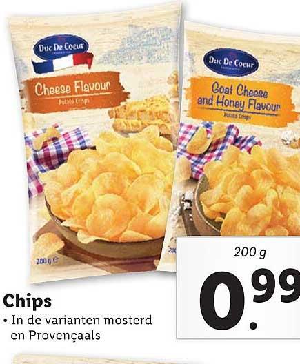 Lidl Chips