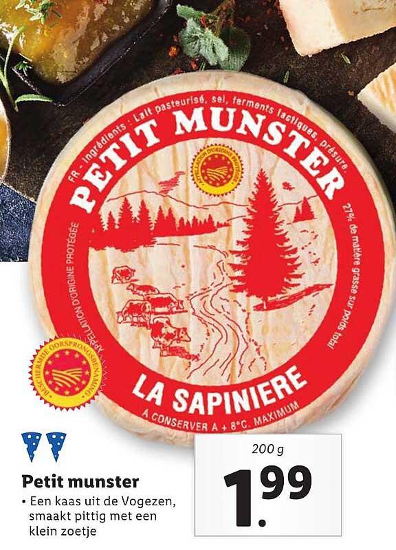 Lidl Petit Munster