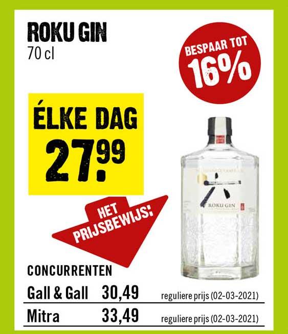 Dirck III Roku Gin