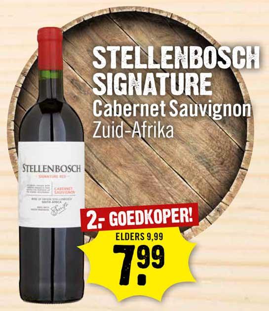 Dirck III Stellenbosch Signature Cabernet Sauvignon