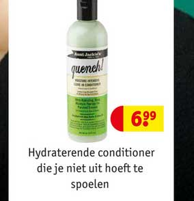 Kruidvat Aunt Jackie's Quench! Leave-In Conditioner