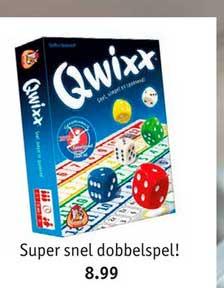 Kruidvat Qwixx
