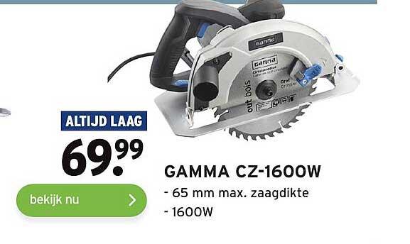Gamma Gamma CZ-1600W