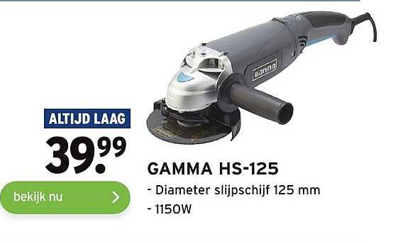Gamma Gamma HS-125