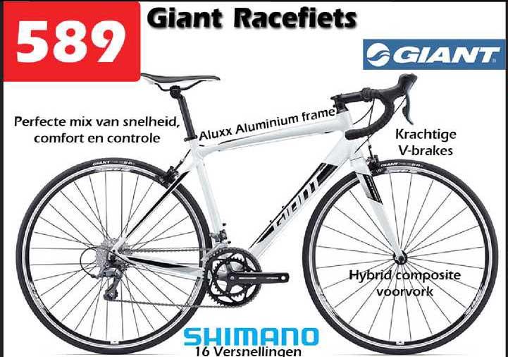 ITEK Giant Racefiets