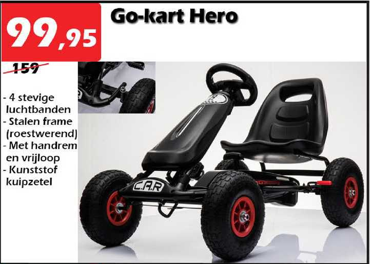 ITEK Go-Kart Hero
