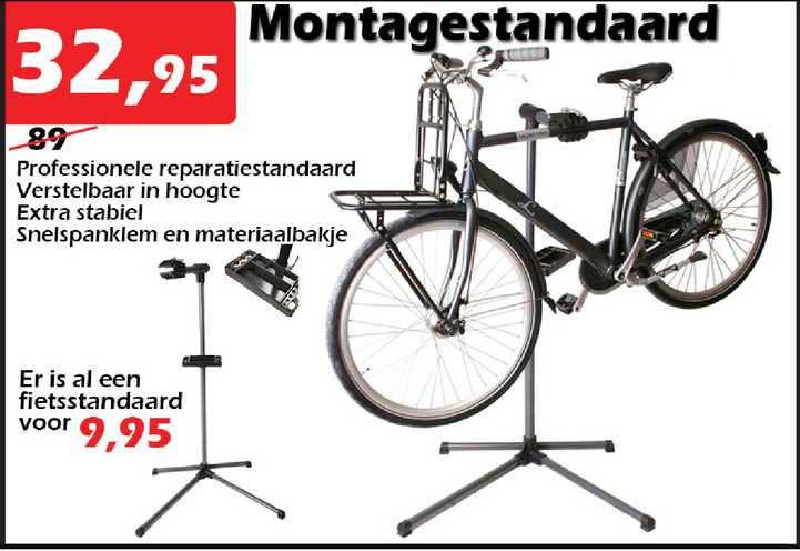 ITEK Montagestandaard