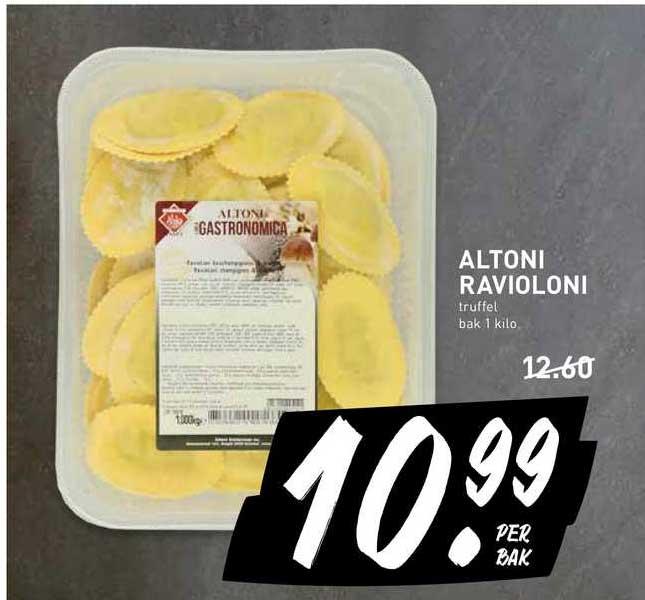 De Kweker Altoni Ravioloni