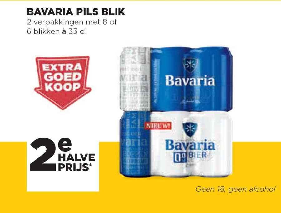 Jumbo Bavaria Pils Blik