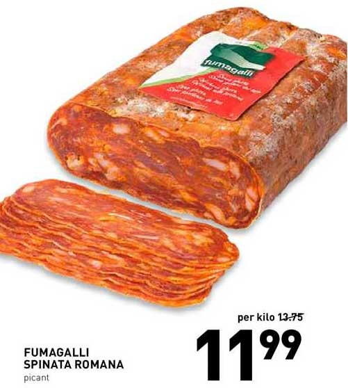 De Kweker Fumagalli Spinata Romana