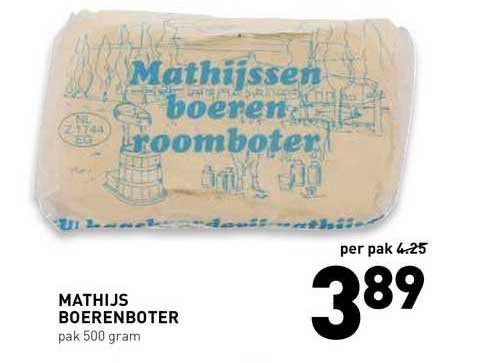 De Kweker Mathijs Boerenboter