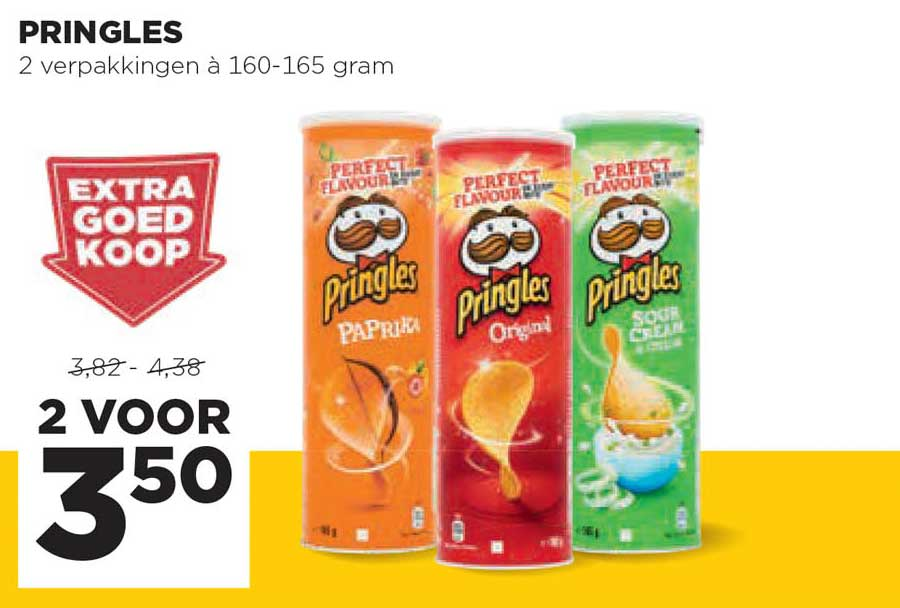 Jumbo Pringles