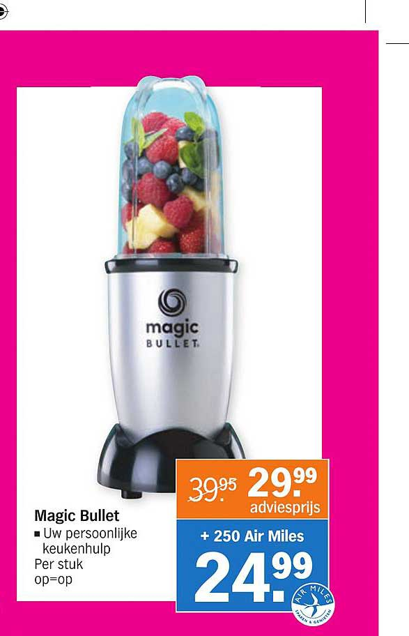 Albert Heijn Magic Bullet