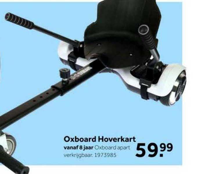 Intertoys Oxboard Hoverkart