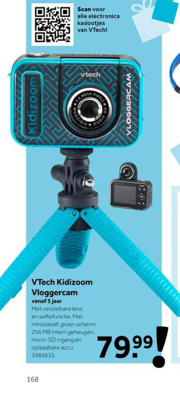Intertoys VTech Kidizoom Vloggercam