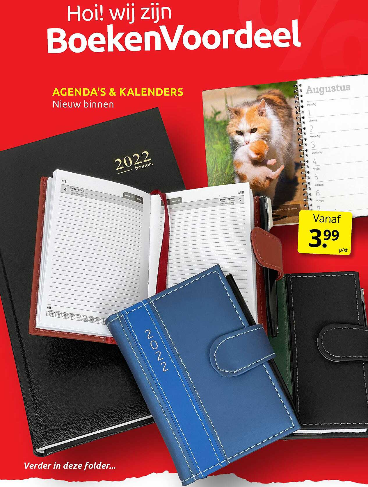 BoekenVoordeel Agenda's & Kalenders