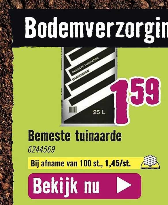 Hornbach Bemeste Tuinaarde