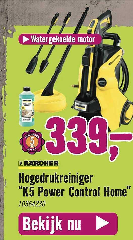 Hornbach Kärcher Hogedrukreiniger