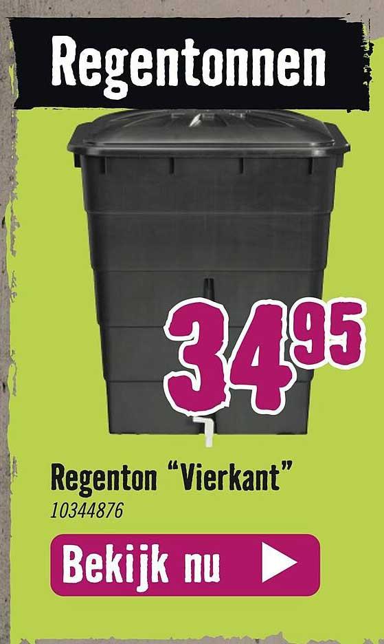 Hornbach Regenton