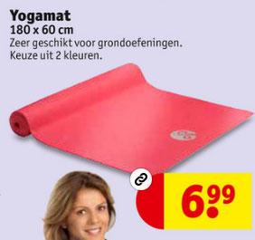 Kruidvat Yogamat
