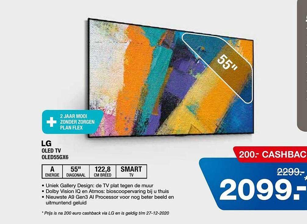 Electro World LG OLED TV OLED55GX6