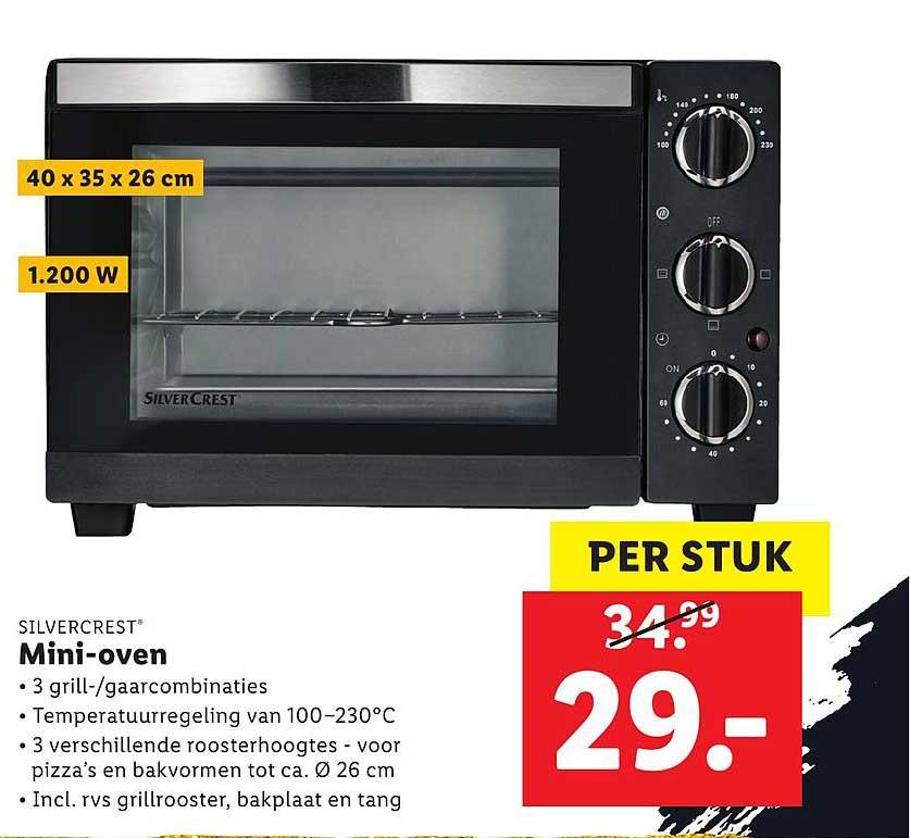 Lidl Shop Mini Oven