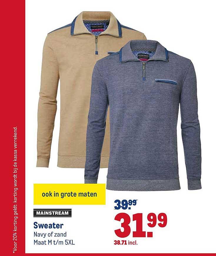 dames sweater, dames t shirt folder aanbieding bij Makro