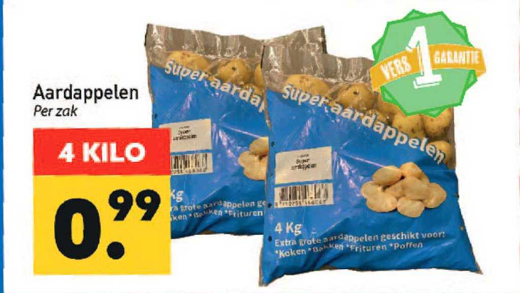 Tanger Markt Aardappelen