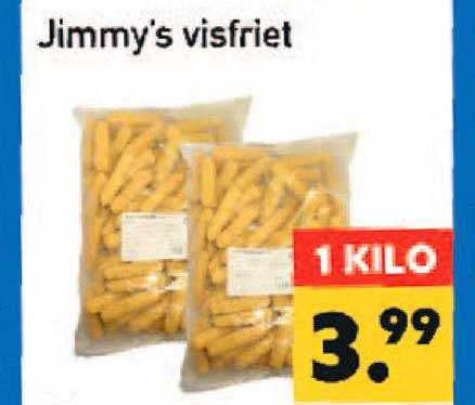 Tanger Markt Jimmy's Visfriet