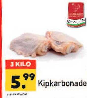 Tanger Markt Kipkarbonade