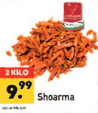 Tanger Markt Shoarma