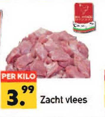 Tanger Markt Zacht Vlees