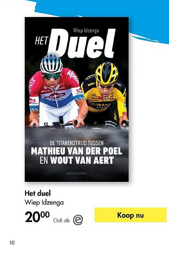 The Read Shop Het Duel - Wiep Idzenga