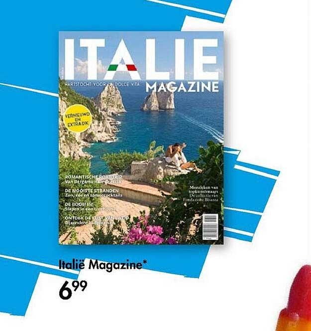 The Read Shop Italië Magazine