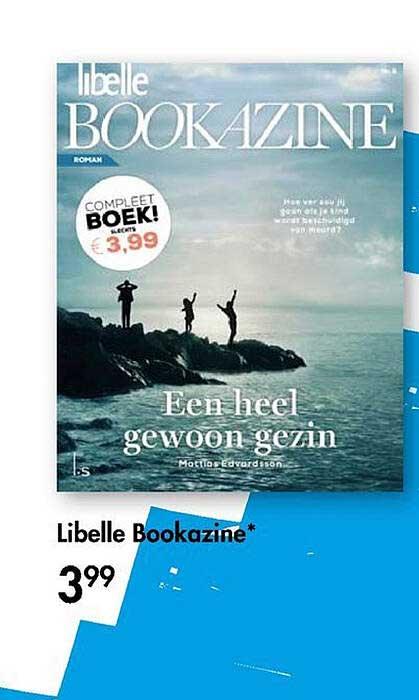 The Read Shop Libelle Bookazine