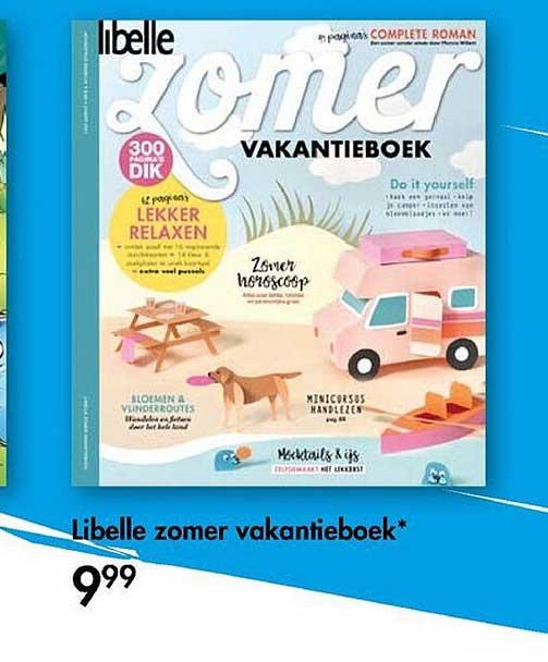 The Read Shop Libelle Zomer Vakantieboek